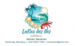 LaKaz des Iles Seafood & Creole Restaurant